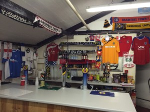 Mariners Trust Away Bar